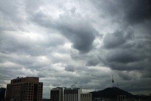 1 сентября в Киеве будет пасмурным и дождливым