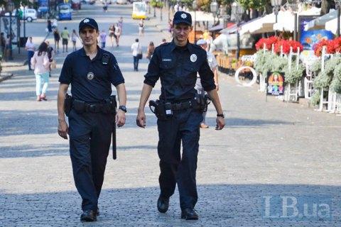 Конкурс в полицию Полтавы уже составляет 5 человек на место
