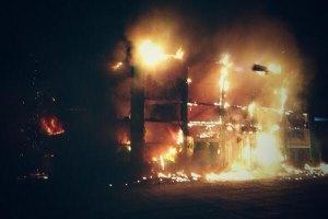 """У Маріуполі розгромили офіс партії """"Батьківщина"""""""