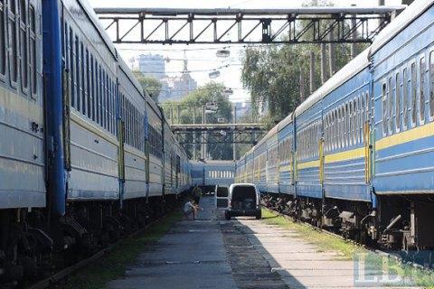 У Київській області поїзд збив насмерть жінку в навушниках