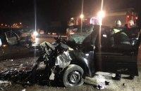 В Крыму произошло крупное ДТП с пятью погибшими и тремя пострадавшими