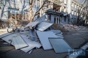 Окрестности Донецка остаются наиболее горячей точкой зоны АТО