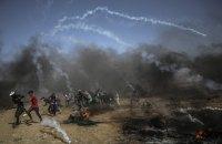 На кордоні між Ізраїлем і сектором Газа поновилися зіткнення, є загиблі