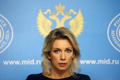 Росія звинуватила США і Німеччину в організації протестних акцій