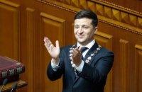 """Зеленський поговорив з Меркель про ситуацію на Донбасі і """"нормандський формат"""""""