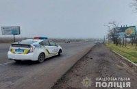 На Николаевщине водителя, который выжил в ДТП, насмерть сбил другой автомобиль