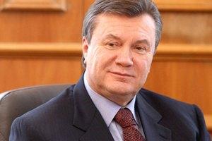 Президент Таджикистана наградил Януковича орденом Исмоили Сомони