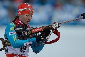 ЧМ по биатлону: украинка остановилась в шаге от медали