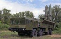 """Кремль заявив про виведення """"Іскандерів"""" із Калінінградської області"""