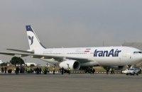 Іранська авіакомпанія вперше почне наймати жінок-пілотів