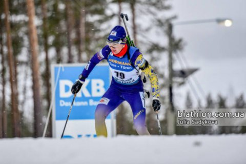Сильнейшая украинская биатлонистка выступит на Олимпиаде в Пекине под другой фамилией