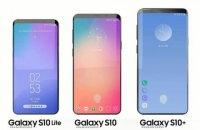 Стали известны все особенности новой линейки Samsung Galaxy S10