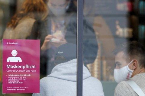 Правительство Германии предупредило, что граждане смогут путешествовать не ранее конца мая