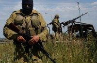 Потери боевиков за ночь составили 30 человек, - штаб АТО