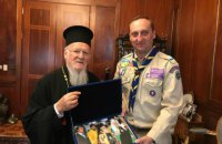 Варфоломей рассказал, что «зерна для преодоления раскола в украинском православии были посеяны в 2008 году»