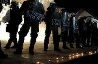 В Афинах антиправительственная акция школьников обернулась беспорядками