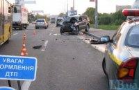 У Києві в нелегальних автоперегонах загинув високопоставлений чиновник
