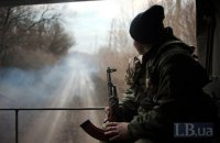 Боевики за день совершили семь обстрелов