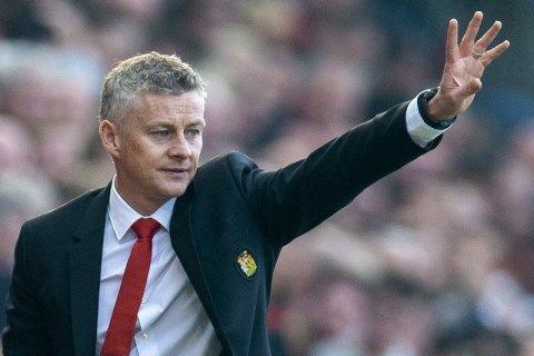 """""""Манчестер Юнайтед"""" утвердил Сольскьяера главным тренером на постоянной основе"""