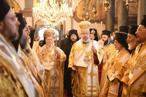 Кипрская церковь де-факто признала ПЦУ (обновлено)