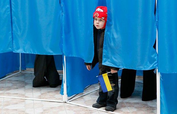 Праздник демократии в Харькове был испорчен фальсификациями