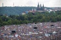 У Чехії відбулася найбільша за 30 років акція протесту