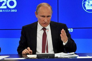 Путин: Украина задолжала России $30 млрд