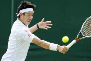 """Нішикорі став першим японцем, який пробився в топ-4 """"Великого шолома"""""""