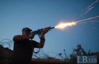 Огневая активность боевиков в понедельник снизилась