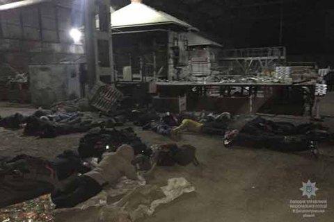 Милиция задержала вооруженных захватчиков заложников вКаменском