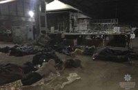 В Каменском рейдеры захватили предприятие и взяли работников в заложники