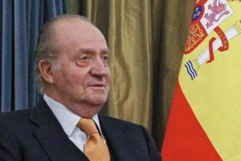 """Король Іспанії Хуан Карлос I приїде на фінал Ліги чемпіонів підтримати """"Реал"""""""