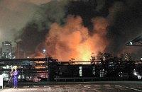В Японии взорвался химический завод