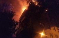 Поліція назвала попередню причину пожежі у Броварах