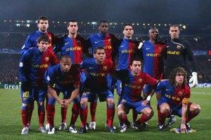 Девять футболистов «Барсы» в числе претендентов на «Золотой мяч-2011»