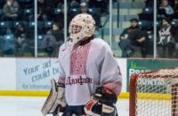 Игроки канадской хоккейной команды вышли на лед в вышиванках