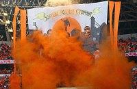 """Ультрас """"Шахтаря"""" - російським фанам: росіяни, ваш Цар забрав Крим, а ви радієте"""