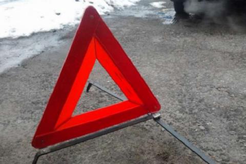 Автобус с украинцами в Подмосковье столкнулся со снегоуборочной машиной