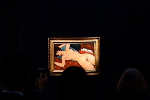 Картину Модильяни продали на аукционе за $170 млн