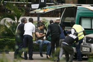 Сомалийская группировка заявила, что в кенийском ТЦ по-прежнему остаются заложники