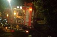 Під час пожежі в 5-поверховому будинку в Херсоні загинули двоє чоловіків