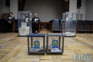 Голоси виборців на 10 дільницях Тернопільської області визнають недійсними