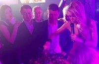 """Нардеп Онищенко отпраздновал день рождения в компании спонсора """"Свободы"""""""