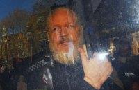 В Лондоне возобновился суд по экстрадиции Ассанжа в США
