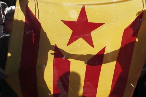Парламент Каталонии принял приказ о роспуске, - Reuters