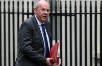 Першого міністра Британії звинувачують у сексуальних домаганнях