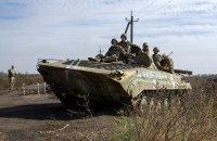 Новая попытка перемирия на Донбассе сорвалась в первый же день