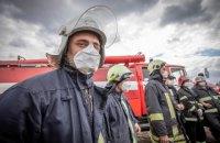 Зеленський нагородив 22 рятувальників, що гасили пожежу в Чорнобилі і Житомирській області