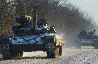 Штаб АТО отчитался об обстановке в зоне боевых действий