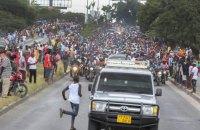 У тисняві на похороні президента Танзанії загинули 45 осіб